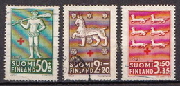 Finland Used Stamps - Finland