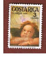 COSTA RICA  -  SG 1364  -  1984  CHRISTMAS: RAFFAELLO   -  USED ° - Costa Rica