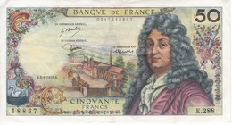 BILLETE DE FRANCIA DE 50 FRANCOS DEL 2-1-1976  (BANKNOTE) - 1962-1997 ''Francs''