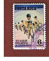 COSTA RICA  -  SG 1365  -  1984  SPORTS: 20^ COSTA RICA CYCLE RACE   -  USED ° - Costa Rica