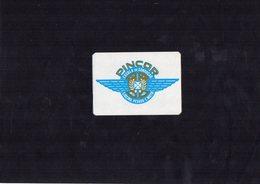 VP12.969 - PORTUGAL 1986 - Petit Calendrier - Calendario - Escola De Conducao PINCOR - PORTO - Calendriers