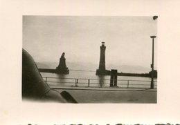 PHoto De L'entrée Du Port De Lindau Sur Le Lac De Constance Bodensee En Mai 1945 - Lieux
