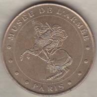 75. Musée De L'Armée Napoléon à Cheval Paris 2002 - Monnaie De Paris