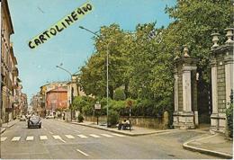 Lazio-roma-albano Laziale Borgo Garibaldi Veduta Animata (vedi Retro) - Autres Villes