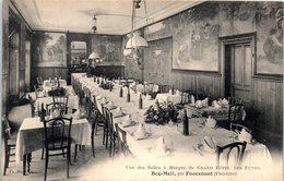 29 - BEG MEIL - Par Fouesnant  - Une Des Salle à Manger Du Grand Hôtel Des Dunes - Beg Meil
