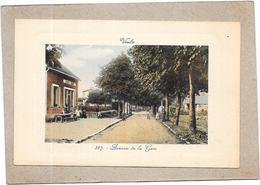 VOULX - 77 - CPA COLORISEE - Avenue De La Gare - DELC2 - - Other Municipalities