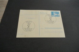 M4047 - Postkarte  Berlin   - DDR XXII Int. Olympischer Tag 20. Juli  - 1984 - Summer 1984: Los Angeles