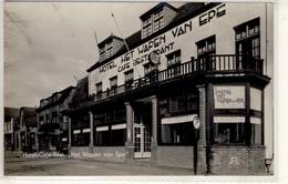EPE  HOTEL - CAFÉ - RESTAURANT ' HET WAPEN VAN EPE '  1944 Orig Foto PC - Epe