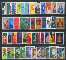 8564  LIECHTENSTEIN       Collection   De 1963 à 1974     TTB - Liechtenstein