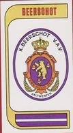 Panini Football 83 Voetbal Belgie Belgique 1983 Sticker K Beerschot Antwerpen VAV Nr 41 Logo - Sports