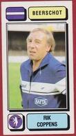 Panini Football 83 Voetbal Belgie Belgique 1983 Sticker K Beerschot Antwerpen VAV Nr 43 Rik Coppens - Sports