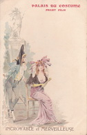 CPA - PALAIS DU COSTUME - époque Byzancine Cheodora - Illustrateur Japhet - Projet Félix - Illustrateurs & Photographes