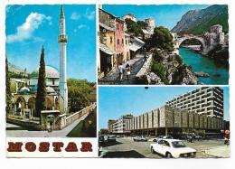 MOSTAR - VEDUTE -  VIAGGIATA FG - Bosnia Y Herzegovina