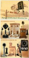 SERIE SCHEDE TELEFONICHE NUOVE RSM 102-104 100^ ANNIV. TELEFONO-TELEGRAFO - San Marino