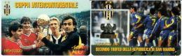 SERIE SCHEDE TELEFONICHE NUOVE RSM 19-20 100 ANNIVERSARIO JUVENTUS - San Marino