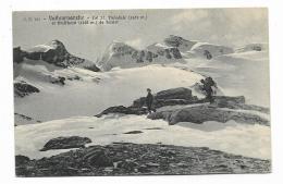VALTOURNANCHE - COL ST. THEODULE ET BRETHORN DE FORNET - NV FP - Italia