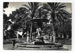 CALTAGIRONE - GIARDINO PUBBLICO - VIAGGIATA FG - Catania
