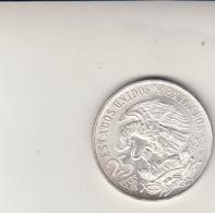 Messico, 25 Pesos Juegos De La XIX Olimpiada Messico 1968 - Messico