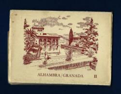 Estuche Con Tira De 10 Postales - Granada