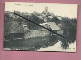 CPA  - Brou -(E.-et-L.) - Vue Générale - Francia