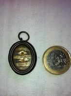 Reliquaire Argent,silver,XIX Siecle - Religion &  Esoterik