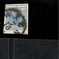 Austria1850:Michel5x(wide Margins)used - 1850-1918 Imperium