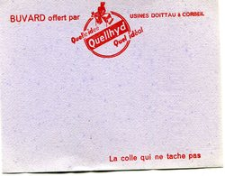 BUVARD(USINE DOITTAU) CORBEIL - Blotters