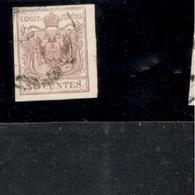 Lombardy-Venetia1850:Michel4y  Used - Lombardije-Venetië