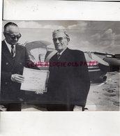 87 - LIMOGES- AERODROME BAPTEME DE L' AIR  AVIATION RAOUL ICARD 1975- PHOTO ORIGINALE - Sport
