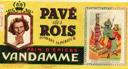 BUVARD(PAIN D EPICES VANDAMME) - Gingerbread