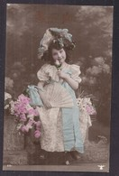CPA Enfant Jolie Fillette - Pretty Girl - Photo - Portraits