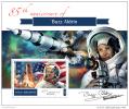 MALDIVES 2015 ** S/S Buzz Aldrin Apollo 11 A1518 - Space