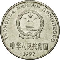 Monnaie, CHINA, PEOPLE'S REPUBLIC, Yuan, 1997, TTB, Nickel Plated Steel, KM:337 - China