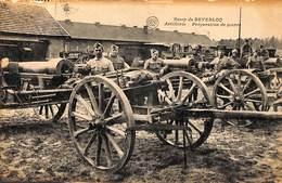 Camp De Beverloo - Artillerie - Préparation De Guerre (top Animation Canon) - Leopoldsburg (Kamp Van Beverloo)