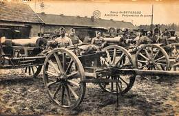 Camp De Beverloo - Artillerie - Préparation De Guerre (top Animation Canon) - Leopoldsburg (Camp De Beverloo)