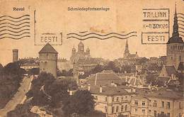 Estonia - Tallinn Reval Schmiedepforteanlage (1920) - Estonie