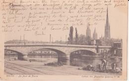 CPA - ROUEN Le Pont De Pierre - Rouen