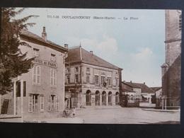 DOULAINCOURT  ( 52 )  La Place - Doulevant-le-Château