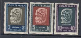 7.- GUATEMALA 1953 CEREMONIAL AX OF MAYAN CULTURE - Guatemala