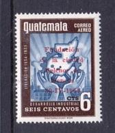 12.- GUATEMALA 1960 Foundation Of The City Of Melchor De Mencos. - Guatemala