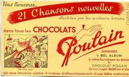 BUVARD(CHOCOLAT POULAIN) BLOIS - Chocolat