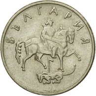 Monnaie, Bulgarie, 10 Stotinki, 1999, Sofia, TTB, Copper-Nickel-Zinc, KM:240 - Bulgaria