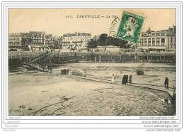 CPA 14 - TROUVILLE LE BAC - Deauville