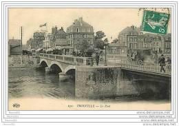 CPA 14 - TROUVILLE LE PONT - Deauville