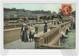 CPA 14 - TROUVILLE LE PONT SUR LA TOUQUES - Deauville