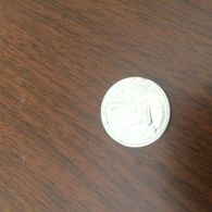 STUPENDA MONETA METALLO - Monnaies & Billets
