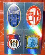CALCIATORI 2011-2012 N. 676 RIMINI - RENATE   NEW NUOVA CON VELINA - Panini