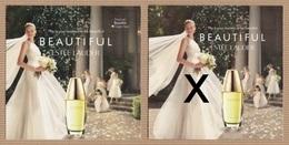 CC Carte Parfumée 5x5 'LAUDER BEAUTIFUL' #3102A Perfume Card 2 Scans - Modernes (à Partir De 1961)