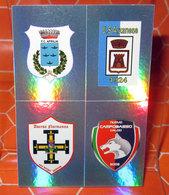 CALCIATORI 2011-2012 N. 678 ARZANESE - CAMPOBASSO   NEW NUOVA CON VELINA - Edizione Italiana