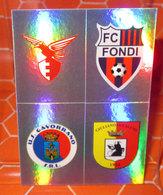 CALCIATORI 2011-2012 N. 680 FONDI - GIULIANOVA  NEW NUOVA CON VELINA - Edizione Italiana